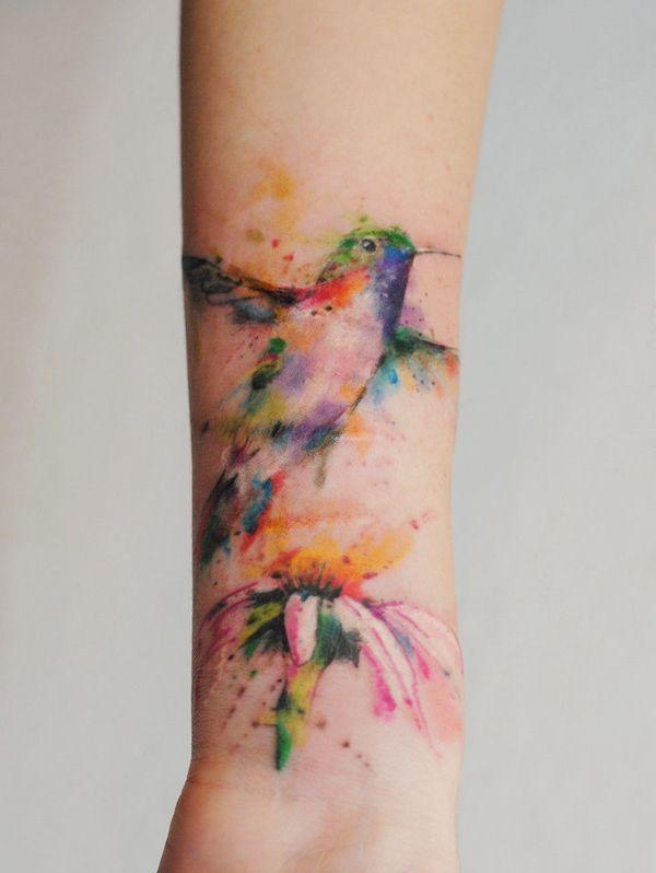 Subtle tattoo, brilliant work.  A favourite.