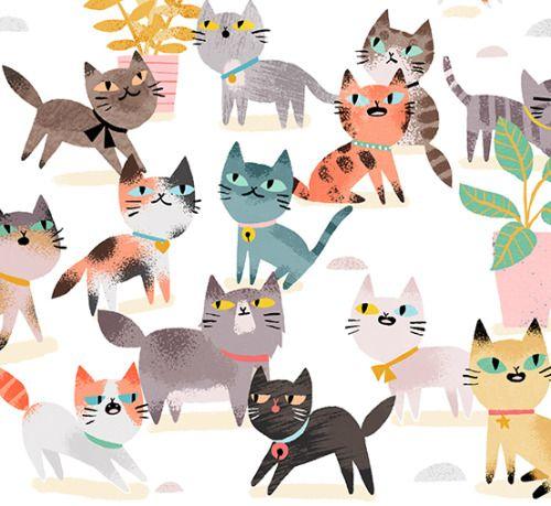 Ella Bailey — Cats