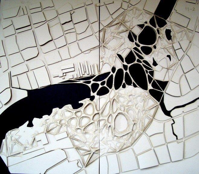 Parametric Urbanism. Architectural Model: