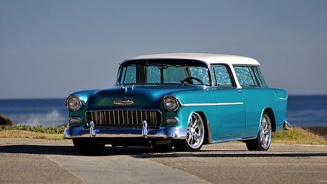 1955 Chevrolet Nomad | Mecum Auctions