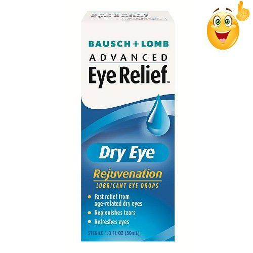 #vision #Advanced Eye Relief! Fast relief from age-related dry eyes Replenishes tears Soothes, refreshes and comforts irritated eyes Effectively #moisturizes dry ...