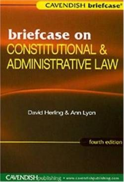 Briefcase on Constitutional & Administrative Law (Briefcase Series) free ebook