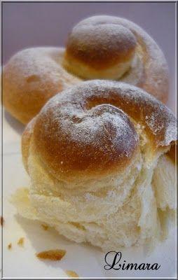 Limara péksége: Vaníliás briós