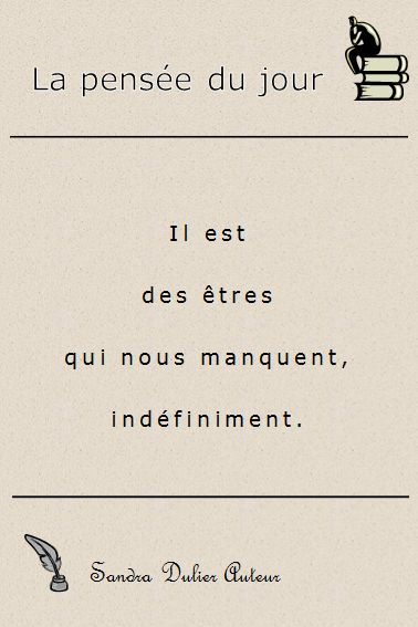 French quote - citation - pensée positive