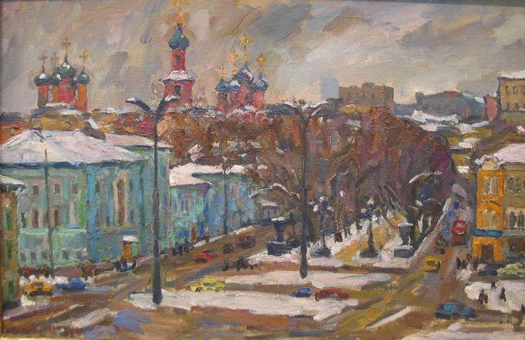 Сорокин Иван Васильевич - Трубная площадь (Оттепель) (1989)