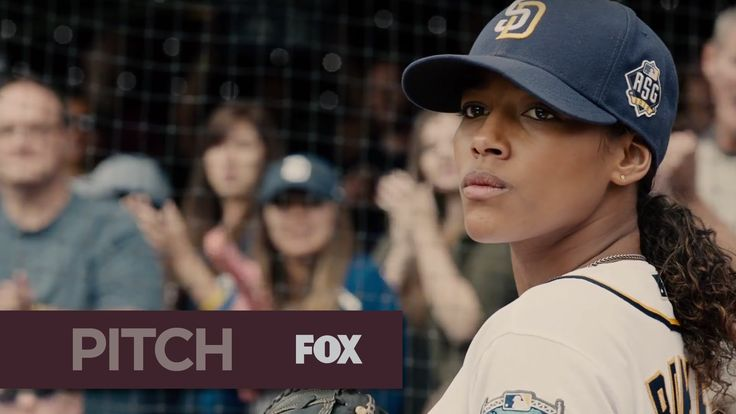 Pitch, A New Drama Series About The First Woman To Play In Major League Baseball