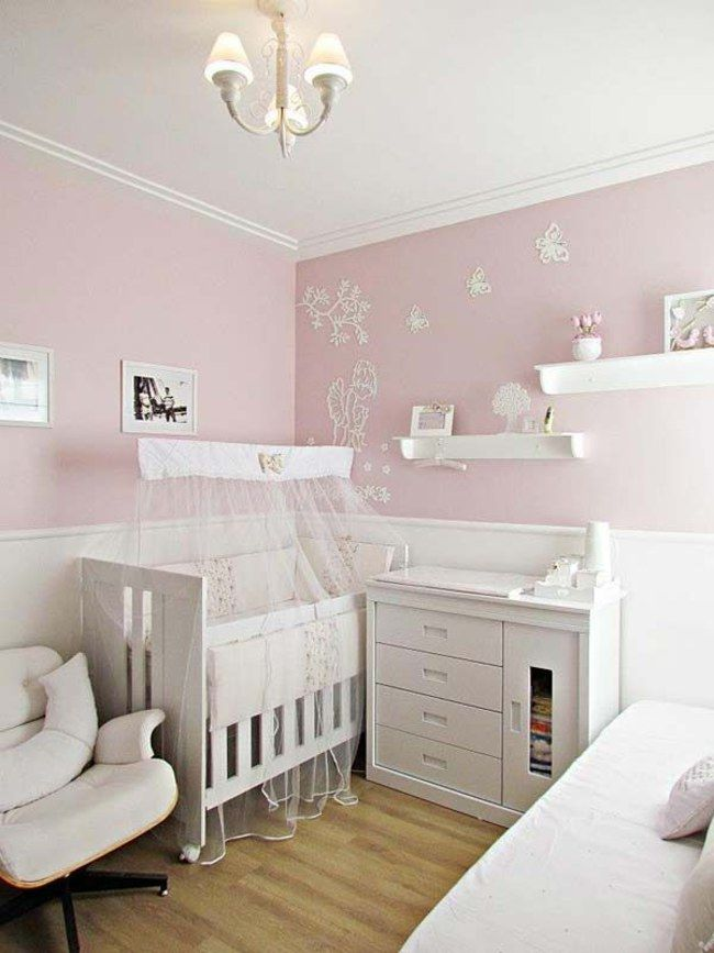 Inspiração para o quarto do bebê