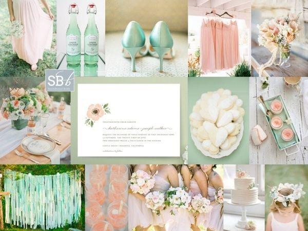 テーマカラー決定♡|wedding note♡takacomachi*。