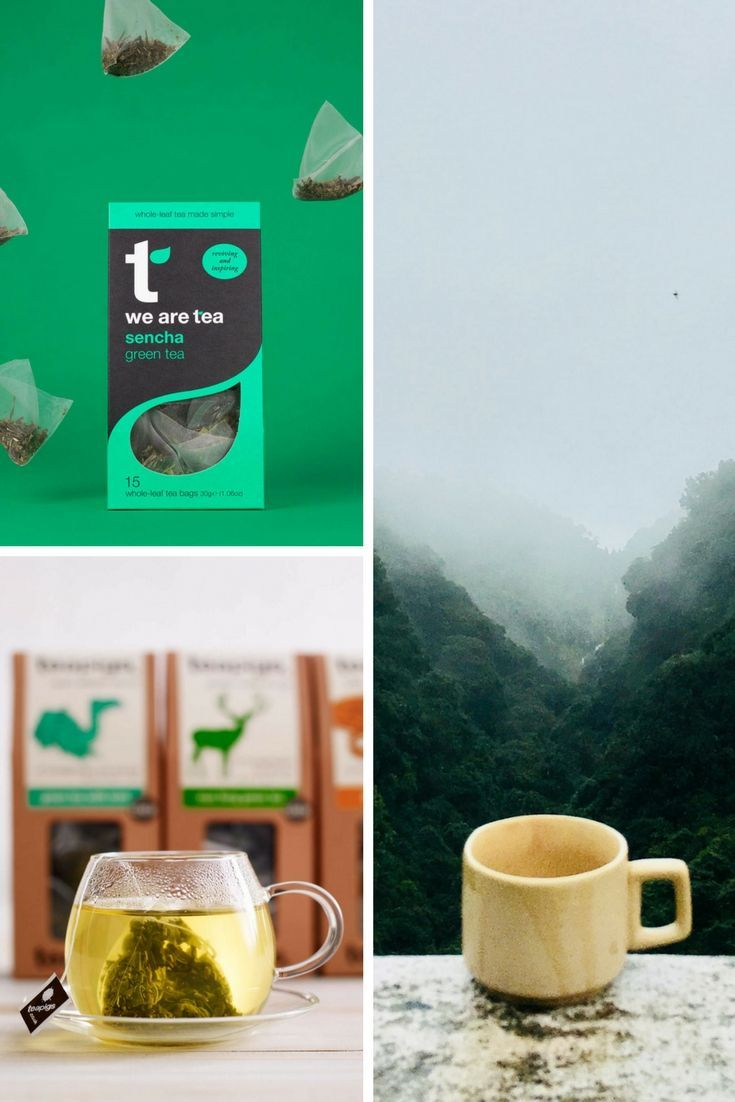 Want to drink PLASTIC FREE tea? Here's our UK list of tea brands that don't contain plastic...find out who's on it here...