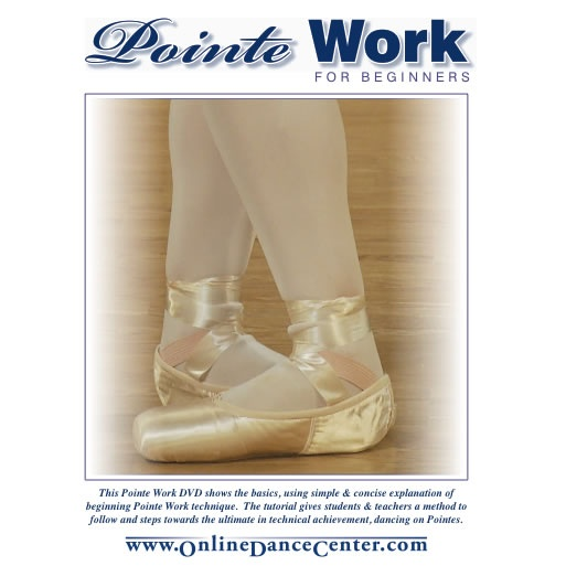 Totally worth owning the DVD because include step-by-step instructions on how to approach pointe work. This means children who's feet have stopped growing or adults who have always had a fascination for the art of achieving toe dancing get that satisfaction knowing it can be studied at home.  Get it: http://www.onlinedancecenter.com/pointe-work-for-beginners.html
