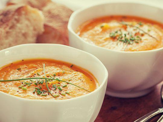 Une idée de recette de soupe de légume différente pour varier les plaisirs !