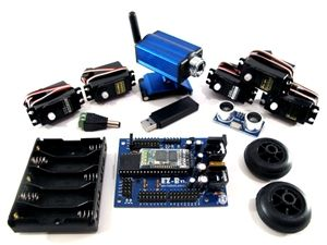 EZ-Robot Complete Kit For Chad