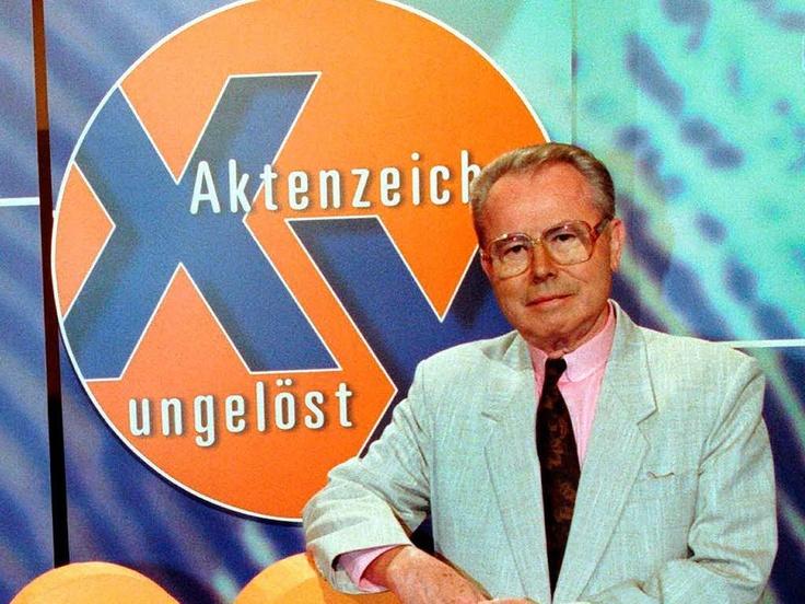 Eduard Zimmermann, 1997