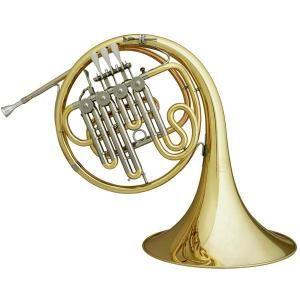 Bb Single French Horn Hans Hoyer 704-L