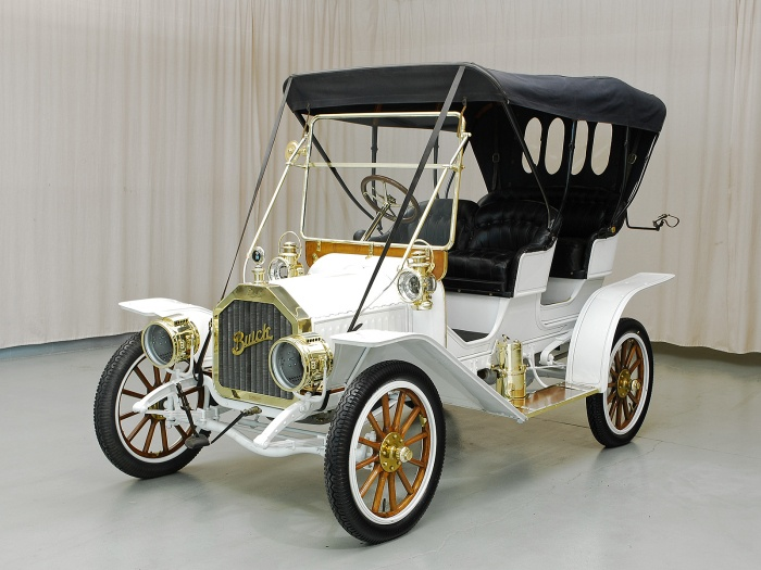 1910 Buick 10 Touring Buick Motor Division Detroit