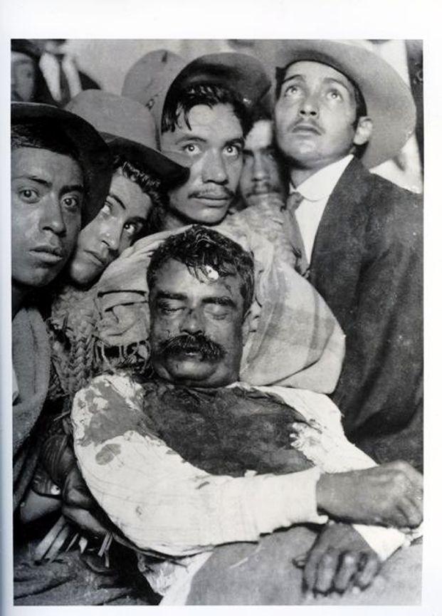 Muerte de emiliano zapata revoluci n mexicana for Villas zapata