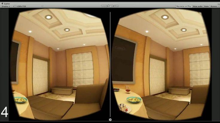 [Asset Store] VR Home Cinema
