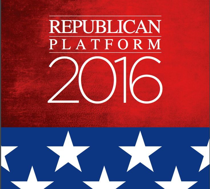 Best 25+ Republican party platform ideas on Pinterest | Republican ...