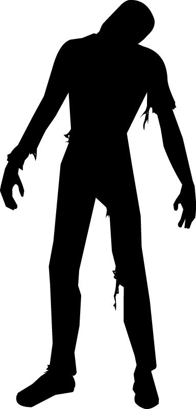 Zombies Silhouette  Business Owners  Brick Wall  Op Zombies  Zombies    Zombie Hand Silhouette