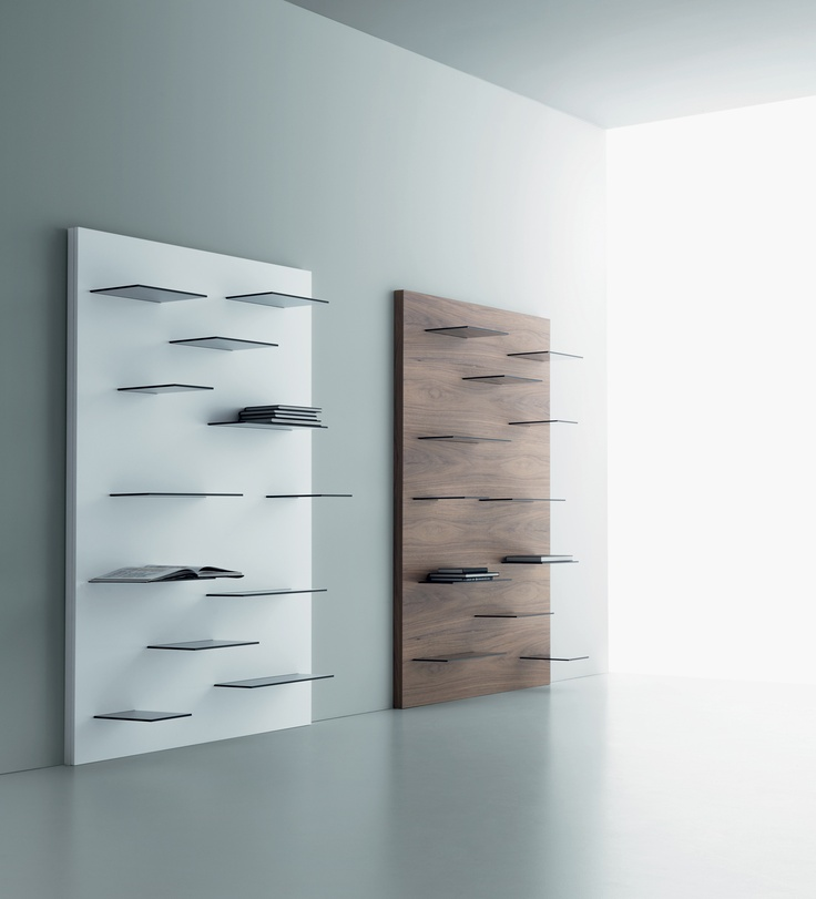 Galaga bookcase by Miniforms; www.miniforms.eu