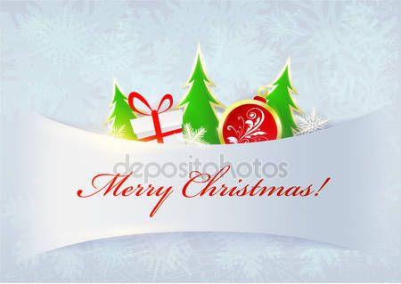 Stáhnout - Vánoční přání — Stocková ilustrace #38678959