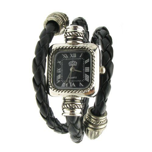 Vintage Jewelry New Retro Roman Snake Bracelet Fashion Lady Weaving Strap Watch Tungsten Love. $10.99. Wristband Material: alloy watch bracelets. Case Size: 2.0 cm x 2.0cm; Weight: 60g. not for showering and swimming. Bracelet Size: Bracelet diameter 5- 6CM ,the original circumference of 20cm or so, for 15cm-22cm wrist size wear. Case Material: High Density Organic Glass, stiff and durable, clean and clear. Save 82%!