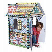 Colour a House