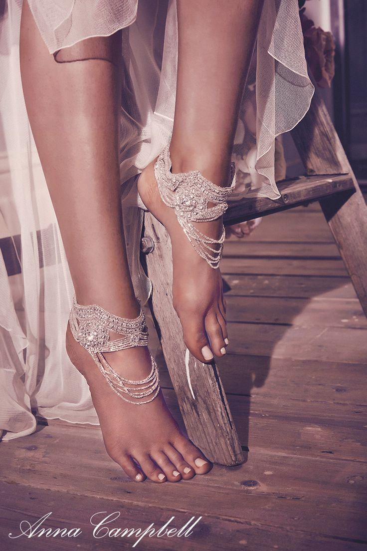 Mahalia Foot Cuffs by Anna Campbell. Can possibly be purchased at Soul Sisters in Freo or in Melbourne for roughly $300.