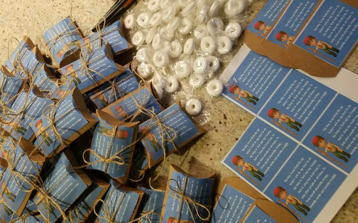 EAGLE scout court of honor favors DIY | Scouting | Eagle ...