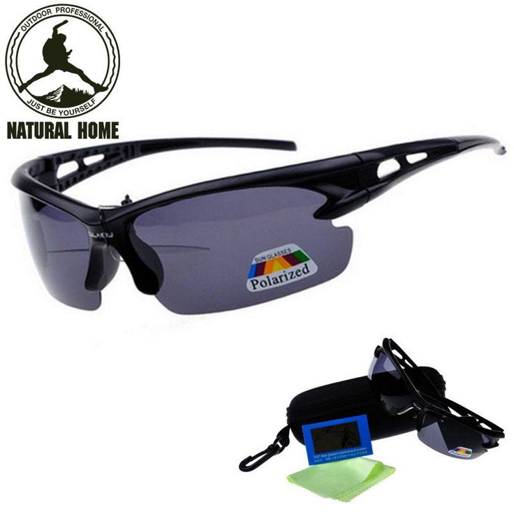 [Visit to Buy] NaturalHome Polarized Men Women Glasses Bike Bicycle Sport Sunglasses Cycling Glass Gafas Deportivas Oculos Masculino #Advertisement