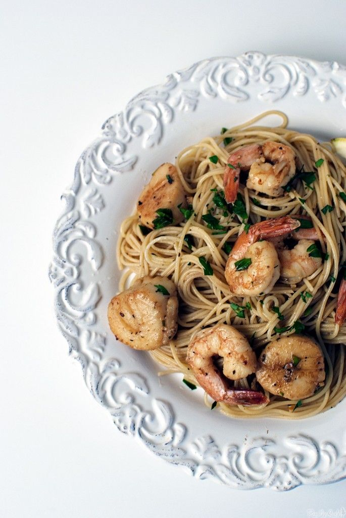 This Is One Of My Favorite Quick Seafood Dinners Shrimp And