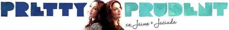 Jaime & Jacinda are Coming to Chicago's Land of Nod! | http://www.prettyprudent.com/