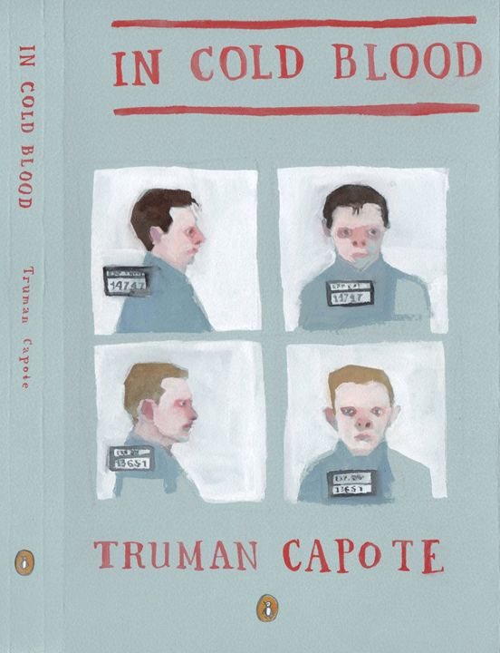 in cold blood by truman capote essay 'in cold blood' written by truman capote was a thrilling murder story about a loved and respected family in a small town the clutter family consisted of the daughter nancy clutter, the son kenyon clutter, and the parents bonnie and herbert clutter.