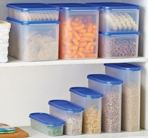 The Modular Mates Super Set...what a great wedding gift for a bride to start her cupboards or pantry! These includes Rectangles and Super Ovals! http://my2.tupperware.com/tup-html/H/hollytownley-welcome.html