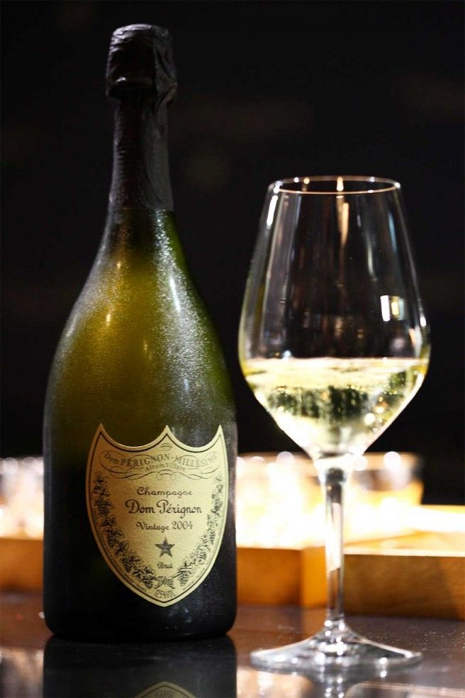Dom Pérignon Vintage 2004 #Champagne | Now available exclusively at Ice Cube #Chandigarh