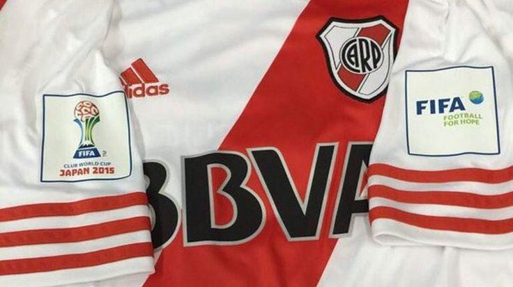 Así será la camiseta reglamentaria que usará River en el Mundial de Clubes de Japón #Argentina #Deportes #RiverPlate #mundialdeclubes #fútbol Seguí las noticias del equipo de Gallardo en nuestra web! by infobae