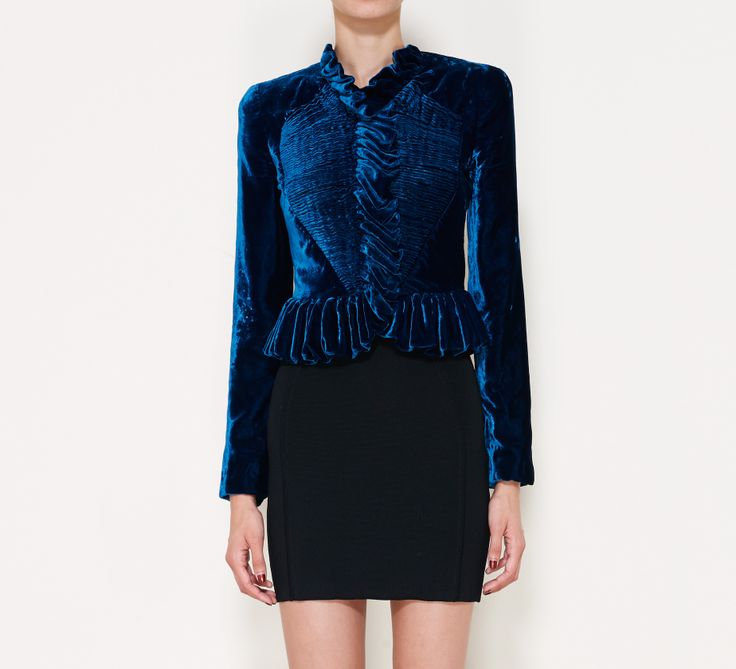 Tom Ford Electric Blue Jacket