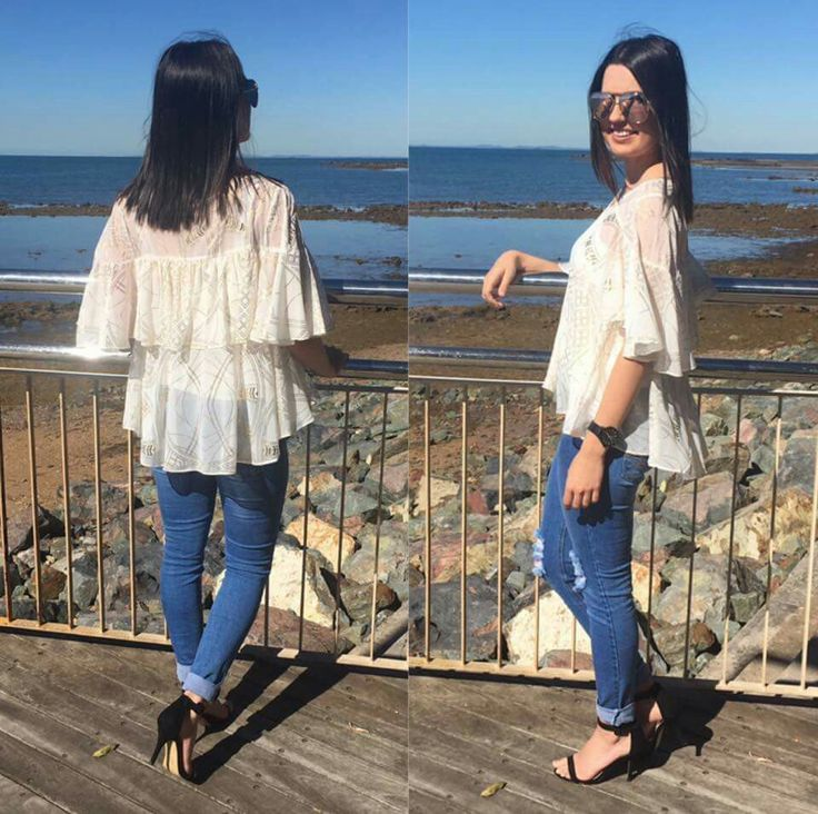 How PRETTY is this top ?! 😍😍😍 Monarch Blouse $99.95 by FATE + BECKER sizes 6 to 16 available x   🛍Shop stress free with AfterPay & ZipPay   FREE express shipping for this beauty✔️✔️✔️  https://www.orangesherbet.com.au/collections/tops/products/monarch-blouse