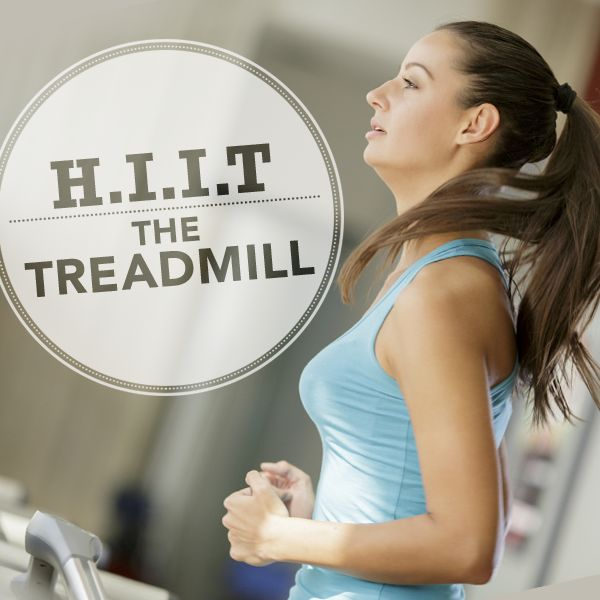 This H.I.I.T. (High Intensity Interval Training) treadmill workout is going to push you to the max when it comes to your cardiovascular health. #treadmill #HIIT #workouts