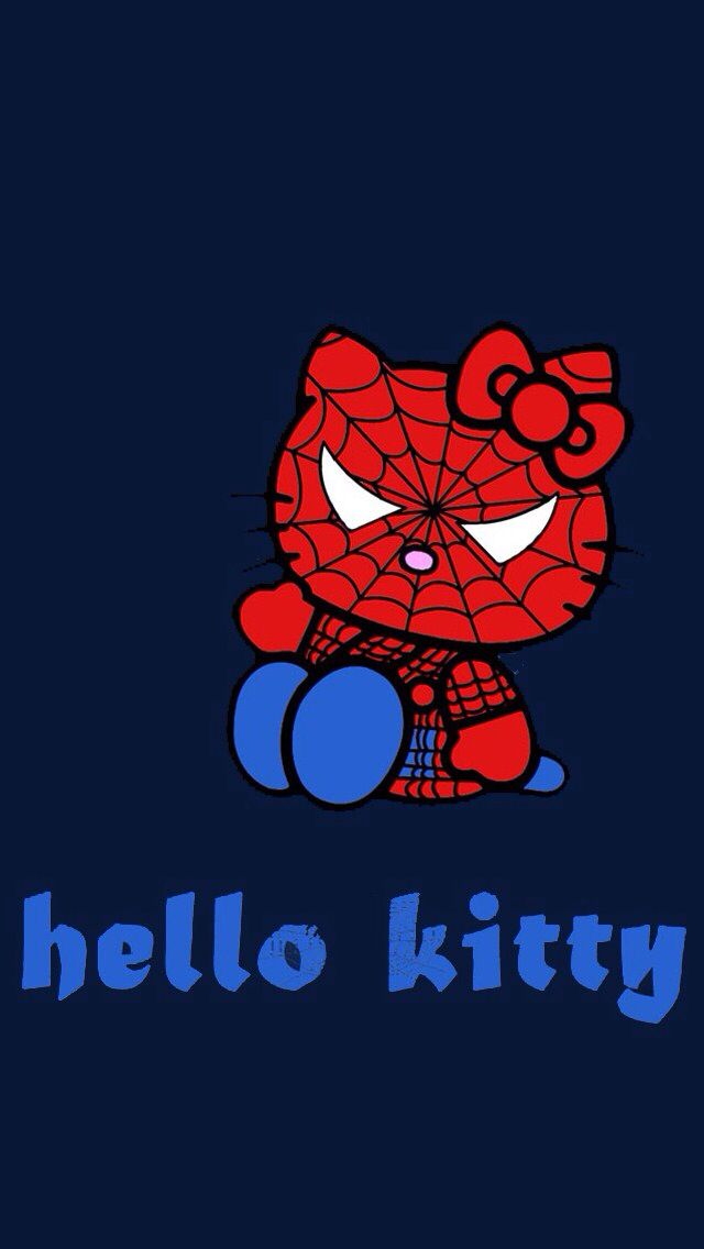 HELLO KITTY, IPHONE WALLPAPER BACKGROUND IPHONE