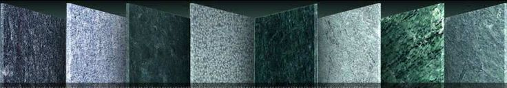 What is the difference between #granite, #marble and #serpentine? Serpentine stone is often referred to as a marble or granite, however it is neither. Serpentine is a different category of stone that is harder and less porous than most types of granites, and at the same time possesses much better bending strength.