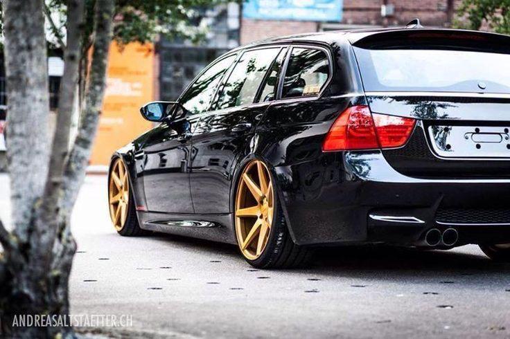 BMW 3-Series Estate | Custom Vossen CV7's