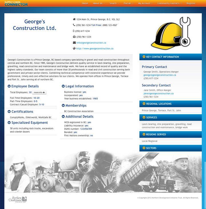 12 best Company Profile\/Resume images on Pinterest Company - resume companies