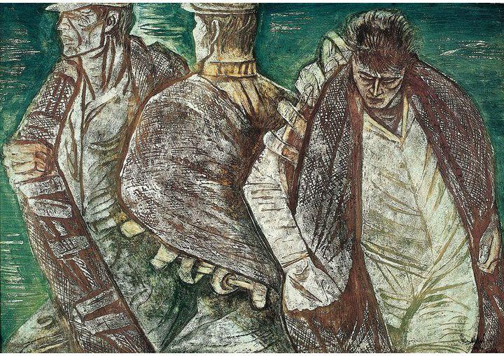 Ψαράδες-Βάλιας Σεμερτζίδης