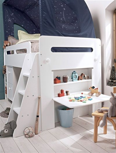 1000 id es sur le th me lit enfant sureleve sur pinterest lit enfants lit d 39 appoint et am pm. Black Bedroom Furniture Sets. Home Design Ideas