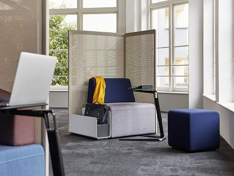 Steelcase B Free Is A Full Range Of Modular Lounge Furniture Designed For  The New