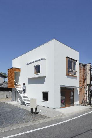 東林口の家 - Works - 滋賀県 建築設計事務所 建築家 ALTS DESIGN OFFICE (アルツ デザイン オフィス)