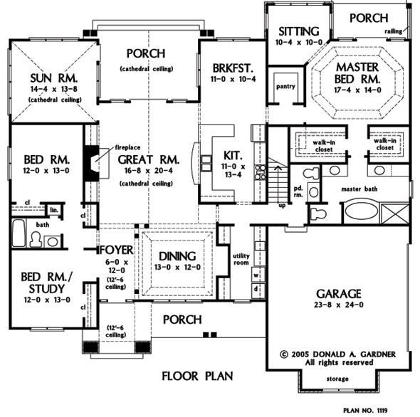 343 best Home - Floor Plans images on Pinterest | Home, Architecture and  Building