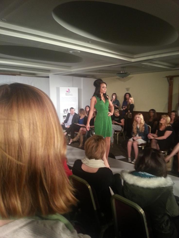 Cambridge Style Week Fashion Show