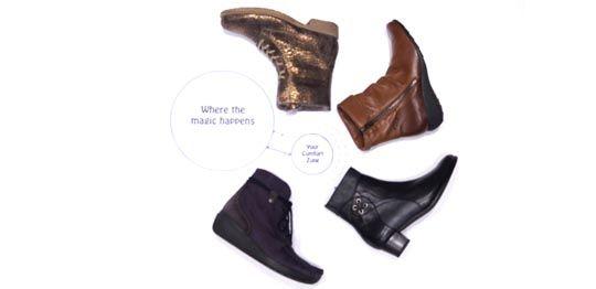 Hoe je ze ook noemt, deze maand staat in het teken van de betere schoen voor je voeten. Nu hoor ik je denken: Jakkes, comfortschoenen. Die trek ik niet aan! In dit blog laat ik je zien dat je modieus voor de dag kunt komen én zonder zere voeten of andere klachten een hele dag kunt winkelen, wandelen en met de kinderen op stap. Stap eens uit je comfortzone en beleef magie met comfortschoenen. http://www.vanmeerschoenen.nl/nl/blog/stap-uit-je-comfortzone-met-comfortschoenen/